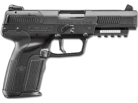 "FN Five-SeveN 5.7x28mm FN Semi-Automatic Pistol 4.8"" Barrel 20-Round"