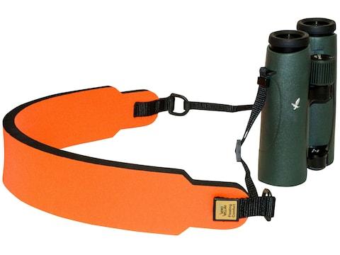 Vero Vellini Floating Binocular Strap Neoprene and Nylon Orange