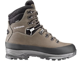 "Lowa Tibet GTX 8"" GORE-TEX Hunting Boots Nubuck Sepia Men's 12 D"