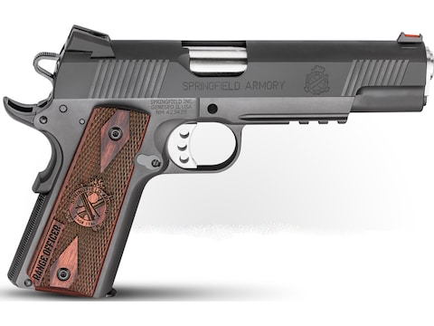 """Springfield Armory 1911 Range Officer Operator 9mm Luger Semi-Automatic Pistol 5"""" Barre..."""