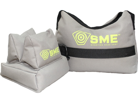 SME Front and Rear Shooting Rest Bag Set Nylon