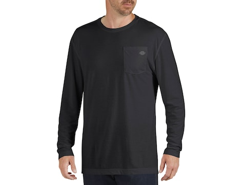 Dickies Men's Pocket T-Shirt Long Sleeve
