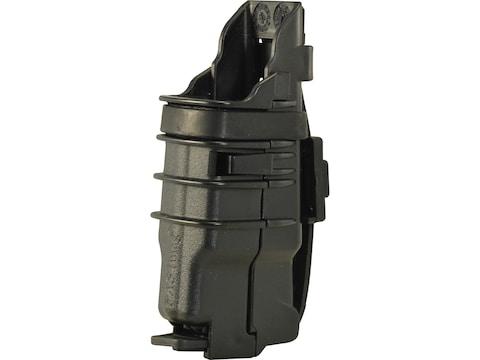 ITW FastMag Pistol Gen IV Single Magazine Pouch Pistol MOLLE/Duty Belt Compatible Polym...