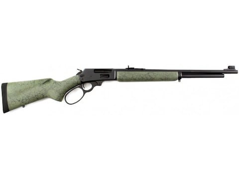 "Marlin 336W Lever Action Rifle 30-30 Winchester 20"" Barrel Blue and Hardwood"