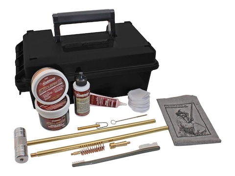 Traditions Deluxe Shooter's Cleaning Kit with Range Box