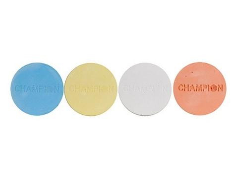 Champion VisiChalk Target Multi-Color Case of 48