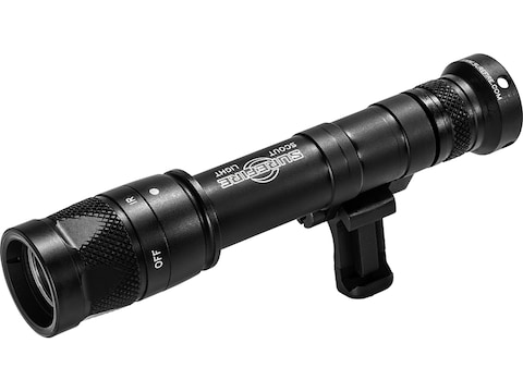 Surefire M640V Infrared Scoutlight Pro Weaponlight LED and IR with 1 CR123A Battery Alu...