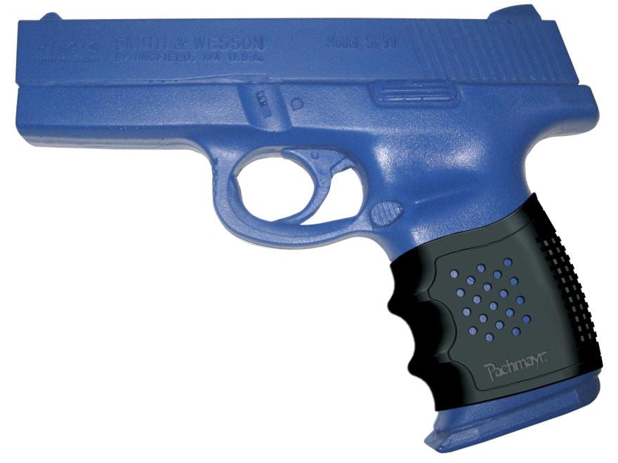 Rubber Grip Sleeve Full Size Grip Sleeve Anti Slip Fits Glock S/&W Sigma SIG S