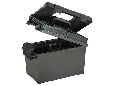 "MTM Sportsman Plus Utility Dry Box 15"" x 8.8"" x 9.4"" Polymer Forest Green"