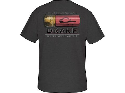 Drake Men's Shotshell Short Sleeve T-Shirt