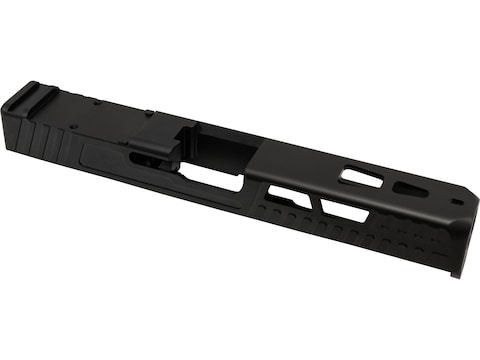 Swenson Enhanced Slide with RMR Cut Glock 17 Gen 3 9mm Luger Stainless Steel
