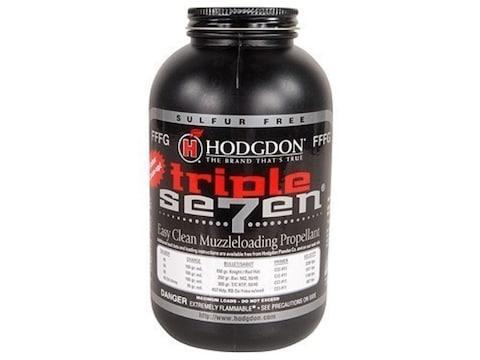 Hodgdon Triple Seven Black Powder Substitute FFFg 1 lb