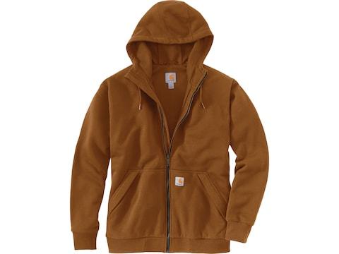 Carhartt Men's Rain Defender Original Fit Midweight Thermal Lined Sweatshirt
