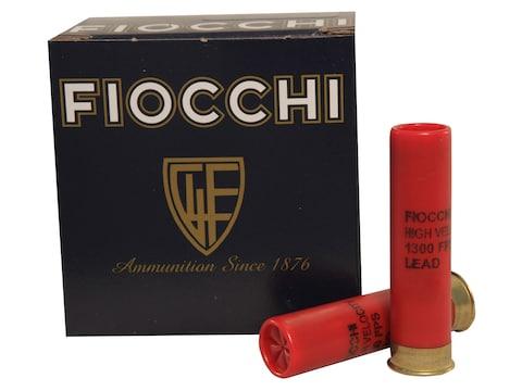 "Fiocchi High Velocity Ammunition 28 Gauge 3"" 1 oz #6 Chilled Lead Shot Box of 25"