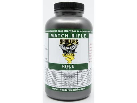 Shooters World Match Rifle D073-06 Smokeless Gun Powder