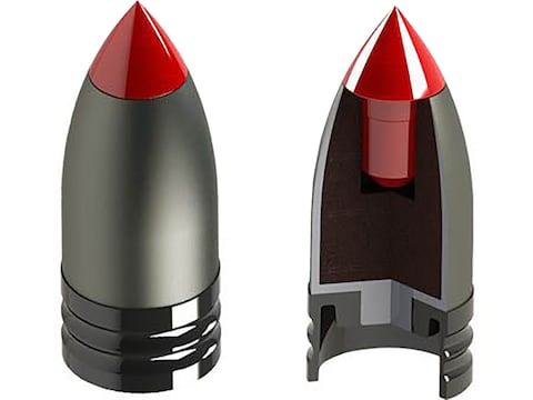 Powerbelt AeroLite Muzzleloading Bullets 50 Caliber AeroTip Pack of 15