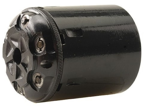 Howell Old West Conversions Conversion Cylinder 36 Caliber 1858 Navy Pietta Steel Frame...