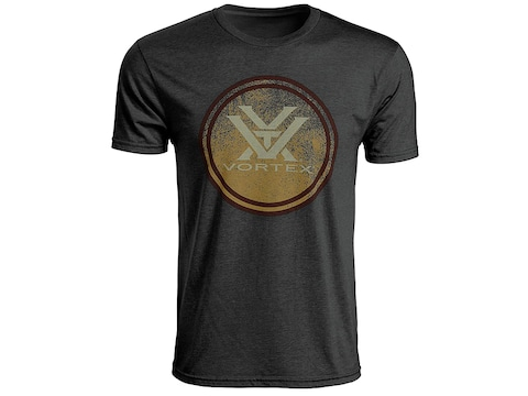 Vortex Optics Men's Faded Chest Logo Short Sleeve Shirt
