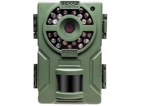 Primos Mug Shot Low Glow Trail Camera 12 MP OD Green