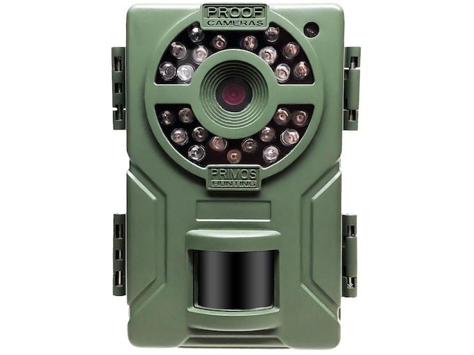 Primos MUGSHOT Low Glow Trail Camera 12 MP OD Green