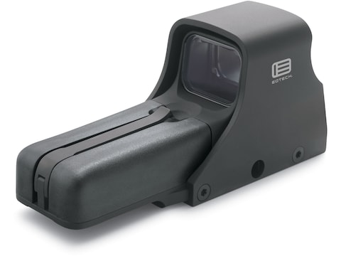 EOTech 512 Holographic Weapon Sight 68 MOA Circle with 1 MOA Dot Reticle AA Battery