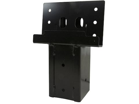 Elevators 4x4 Angled Elevated Blind Brackets Pack of 2
