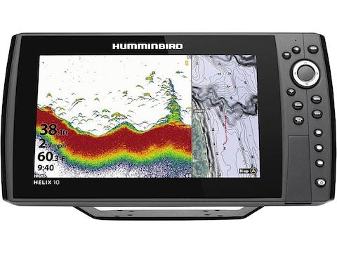 Humminbird HELIX CHIRP GPS G4N Fish Finder