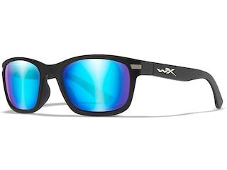 Wiley X Ovation Sunglasses Matte Black Frame/Smoke Gray Lens