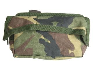 Military Surplus Dutch MOLLE Chest Pouch with Zipper Grade 3