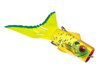 Strike King KVD Popping Perch Topwater Chartreuse Gill