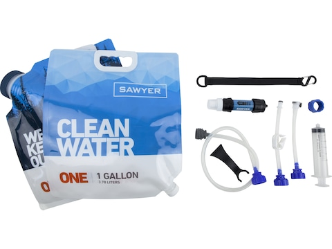 Sawyer Two Bag One Gallon Gravity Feed Water Purification System