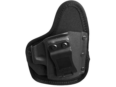 Crossfire Shooting Gear EDC Holster Right Hand S&W M&P Shield Kydex Black