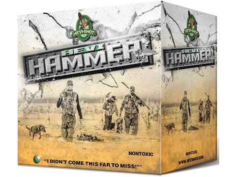 "Hevi-Shot Hammer Ammunition 20 Gauge 3"" 1 oz #3 Non-Toxic Shot"