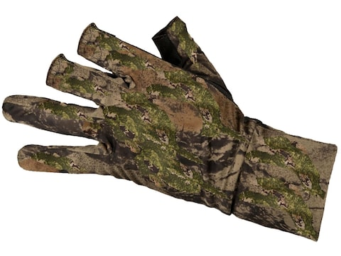 Natural Gear CoolTech Gloves Polyester SC2 Camo One Size Fits Most