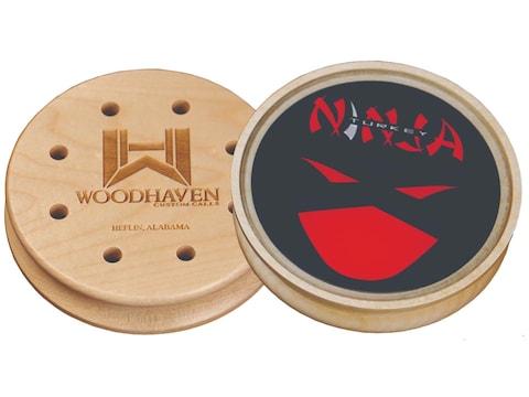 Woodhaven Red Ninja Glass Turkey Call