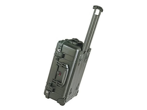 """Pelican 1510 Carry On Case with Pre-Scored Foam Insert and Wheels 22"""" x 13-3/4"""" x 9"""" Po..."""