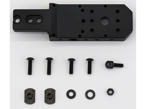 Kinetic Research Group Spigot Mount Compatible with Whiskey-3 Chassis Gen 1, 2, Sako TR...