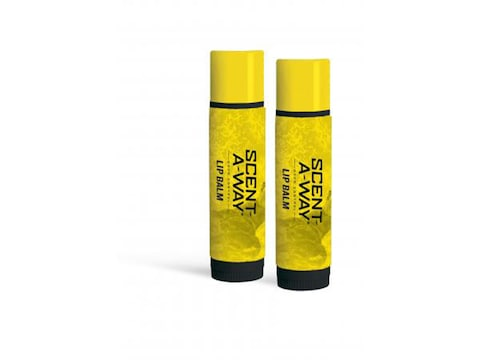 Hunter's Specialties Scent-A-Way MAX Lip Balm 2-pack