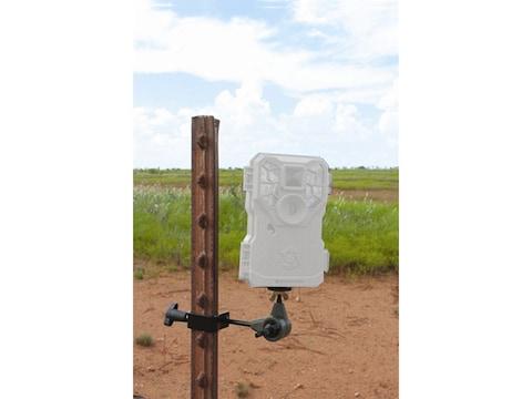 HME T-Post Trail Camera Mount Steel