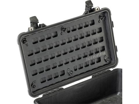 Pelican EZ Click MOLLE Panel for 1510 Case Polypropylene Black