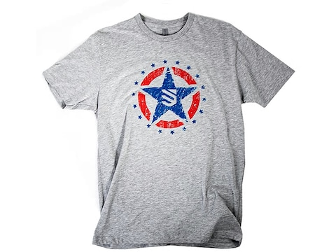 BLACKHAWK! Men's Trident Star Logo Short Sleeve T-Shirt