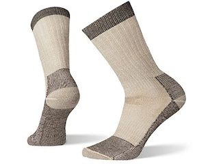 Smartwool Men's Work Heavy Crew Socks Taupe Medium 1 Pair (6-8.5)