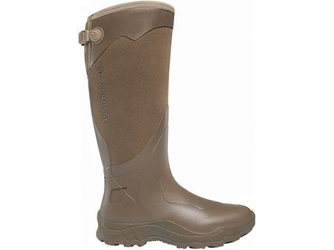LaCrosse Alpha Agility Snake Boots Rubber Men's