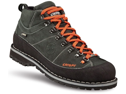 "Crispi Monaco Premium GTX 6"" Hiking Boots Leather Men's"