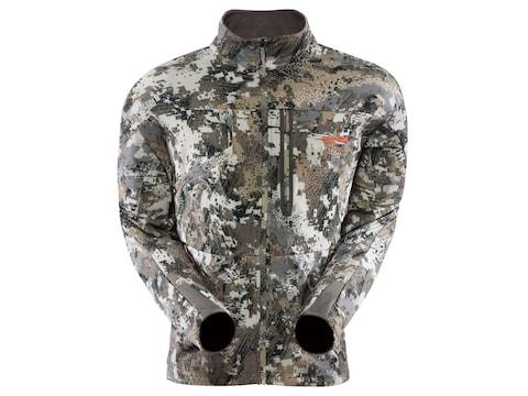 Sitka Gear Men's Equinox Jacket Polyester Gore Optifade Elevated II