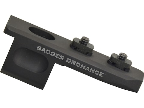 Badger Ordnance LPHM M-Lok Low Profile Harris Bipod Mount