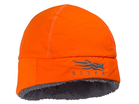 Sitka Gear Ballistic Beanie Blaze Orange