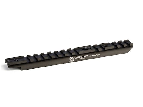 XS Lever Scout Scope Base Picatinny-Style Winchester 94 Angle Eject Matte
