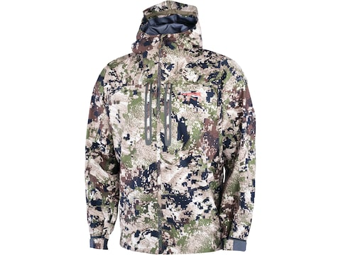Sitka Gear Men's Stormfront Uninsulated Rain Jacket Polyester