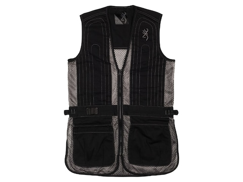 Browning Youth Trapper Creek Shooting Vest Ambidextrous Polyester